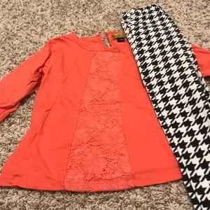 EUC 3 for $15 Girl's Size 7 Nicole Miller set